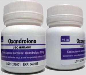 capsulas de oxandrolona