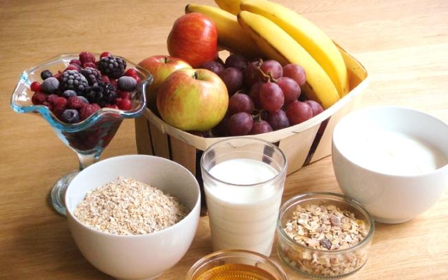 Frutas-e-leite