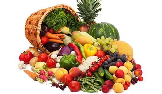 frutas -legumes
