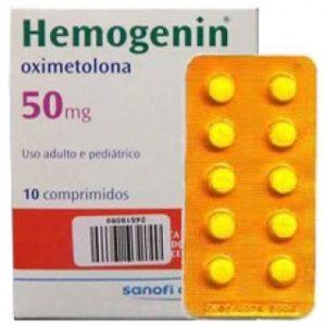 hemogenin comprimido