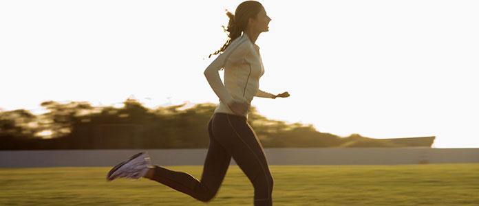 corrida como exercício fisico