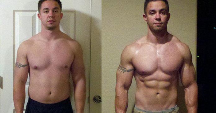 gh antes e depois
