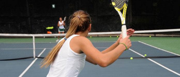 tenis exercício fisico