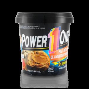 pasta de amendoim 1000g power one