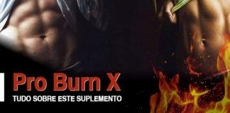 pro burn x suplemento