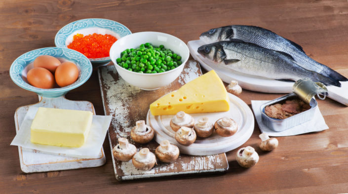 alimento ricos em vitamina d