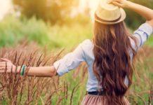 cabelos longos cachos