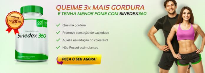 sinedex 360 promoçao
