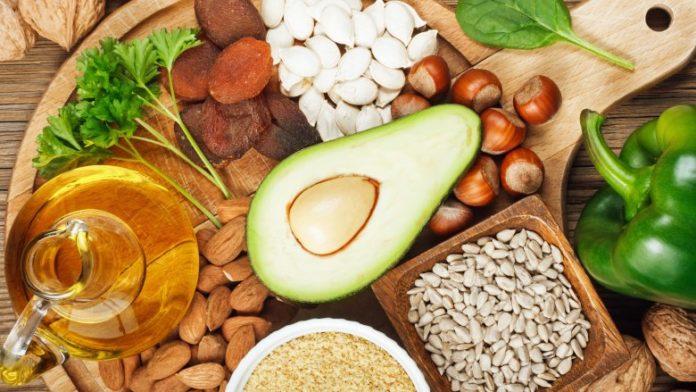vitamina e alimentos