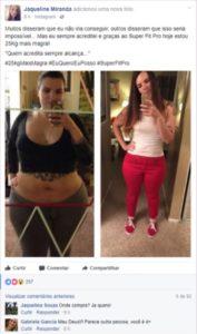 Super Fit Pro resultados antes e depois 2