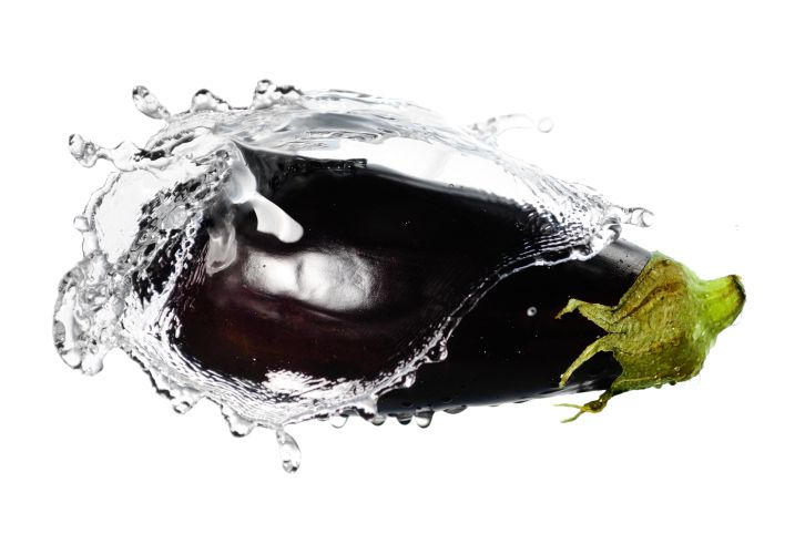 Água de Berinjela beneficio