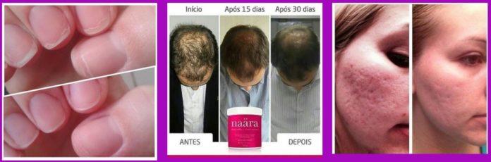 Naära Beauty Drink resultados