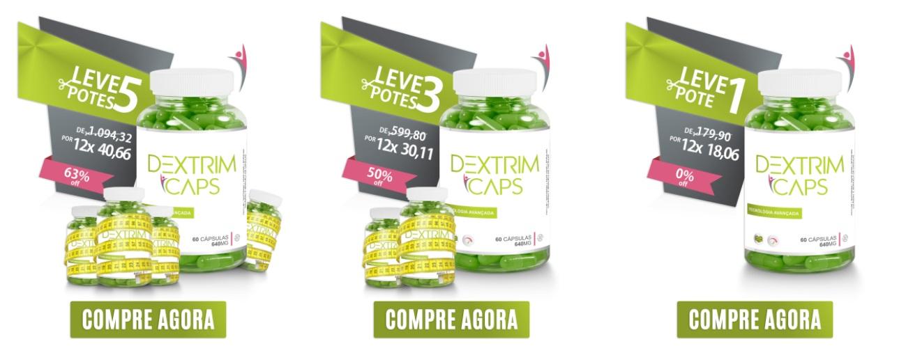 Dextrim Caps preco