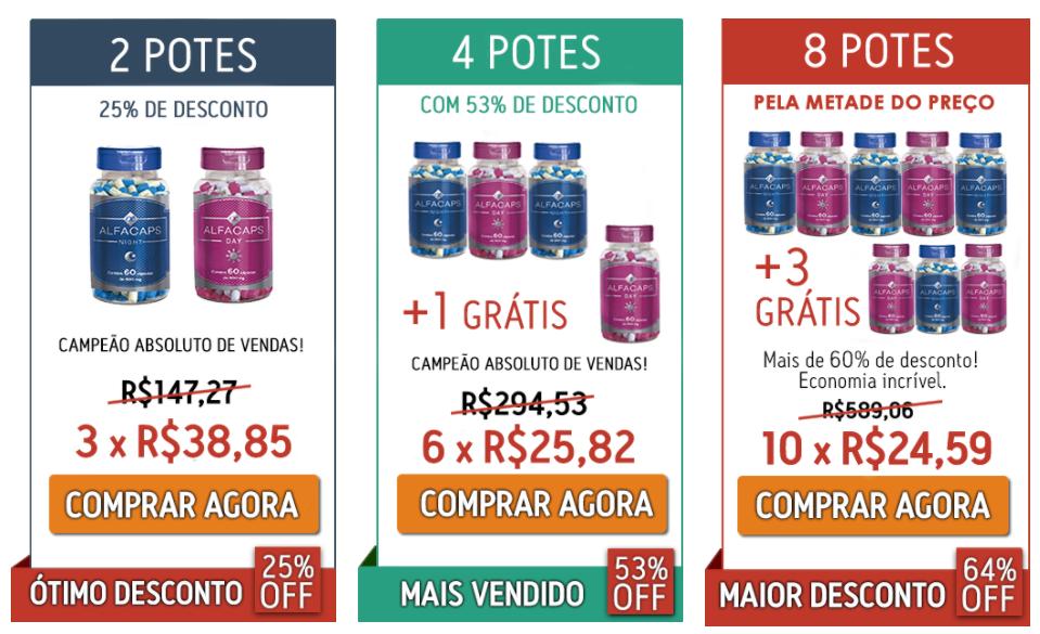 Aparador De Sala Magazine Luiza ~ Alfacaps Suplemento que Derrete a Gordura [Funciona mesmo?]
