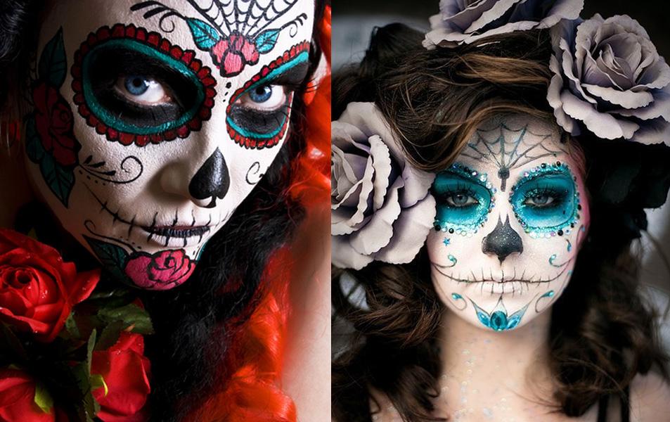 maquiagem-de-caveira-mexicana