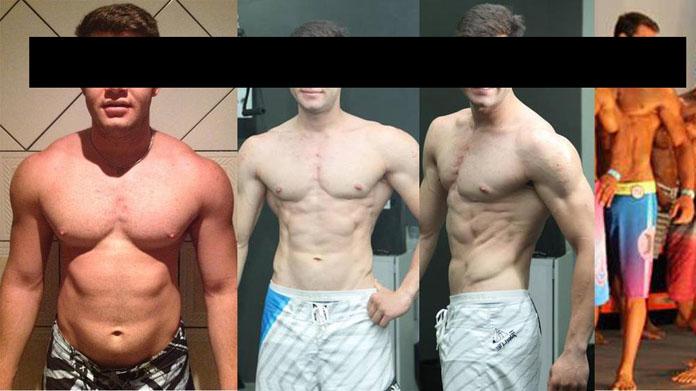 Resultados antes e depois com Primobolan