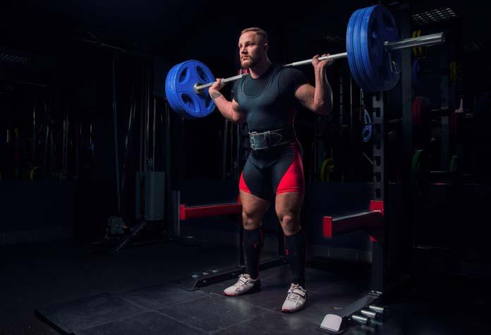 Cintos de musculação