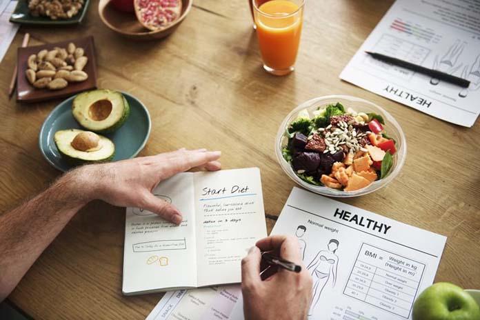 Como montar uma dieta cutting