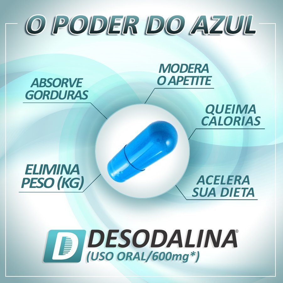 Desodalina beneficios