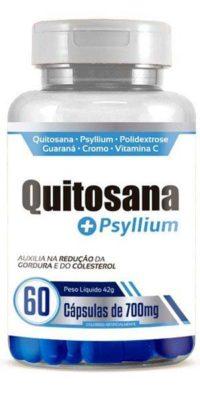 Quitosana + Psyllium