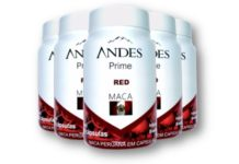 Andes Prime Red Maca Peruana
