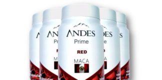 Andes Prime Red Maca Peruana