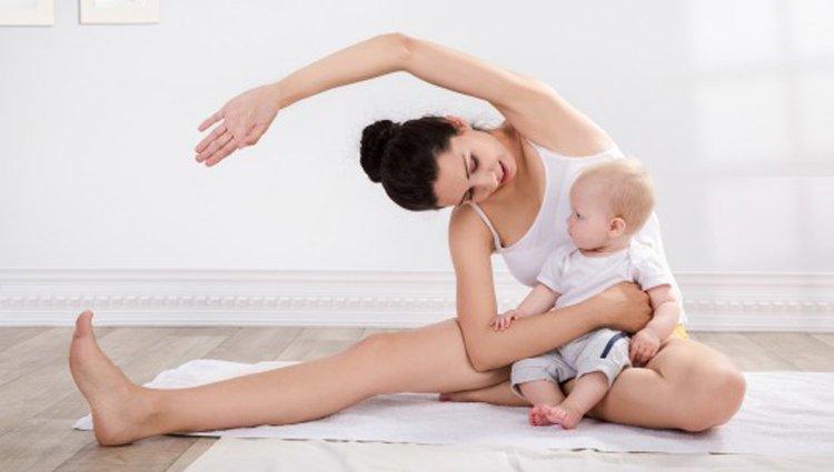 Exercícios pós-parto